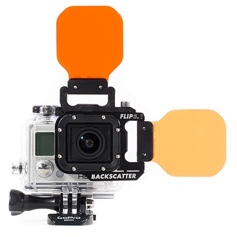Filter Gopro flip3 1 underwater color correction system with dive