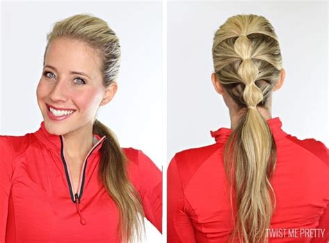 10 ponytail ideas summer and fall hairstyles for