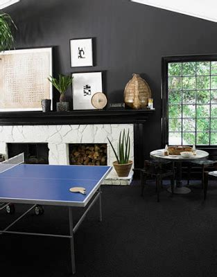 rooms painted black lavish living black paint is lavish