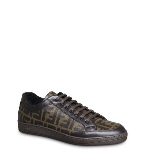 Sepatu Fendi Roma Casual 1 scarpe uomo fendi outlet