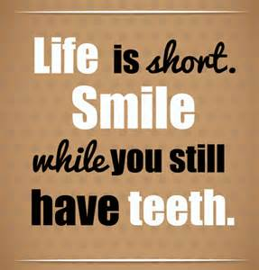 funny motivational quotes teeth