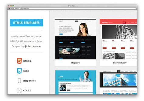 html5 templates free download with css layout premium html5 css3 templates free download premiumkindl