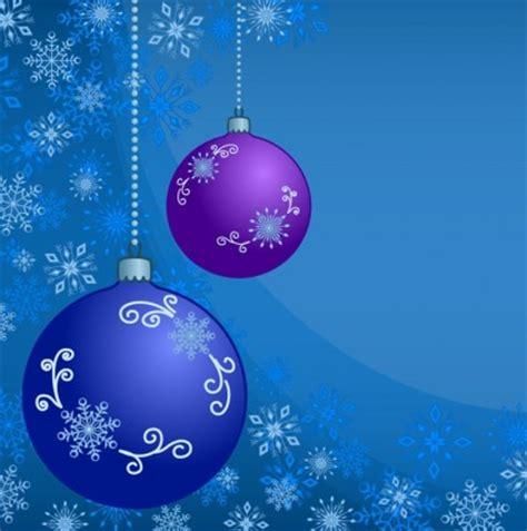 wallpaper abstrak bola abstrak natal bola dengan hiasan berupa kepingan salju