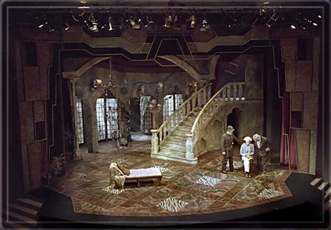 set design ideas the miser by moliere set design by richard finkelstein