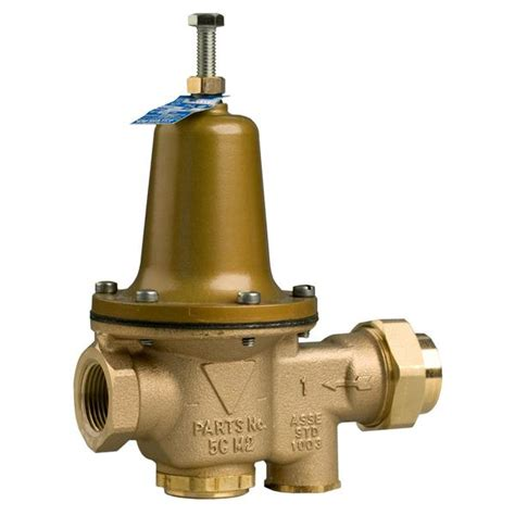 134100 whole house water pressure regulator by watts