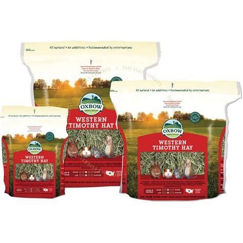 Makanan Kelinci Oxbow Western Timothy Hay western timothy hay 22 7kg hays grasses the hay experts