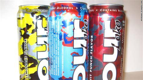 4 loko energy drink what s inside alcoholic energy drinks cnn