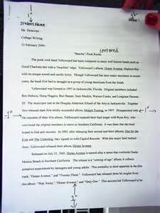 Essay Review by Miss Cox S Classes Sle Review Essay