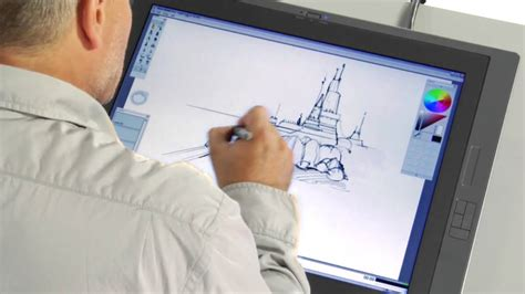 sketchbook pro best tablet architecture in sketchbook pro using a cintiq
