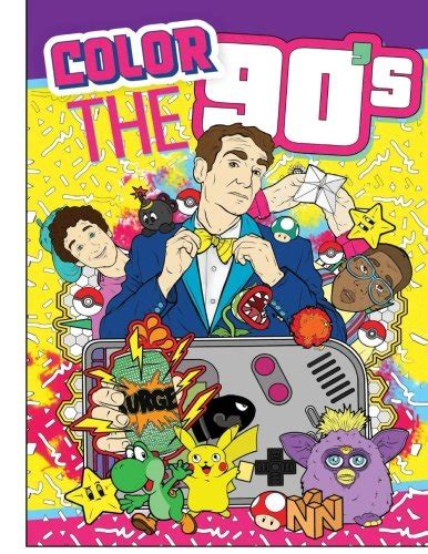 coloring books for adults best sellers coloring books color the 90s the ultimate 90s