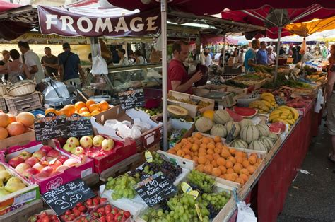 best markets in provence the best food markets in provence