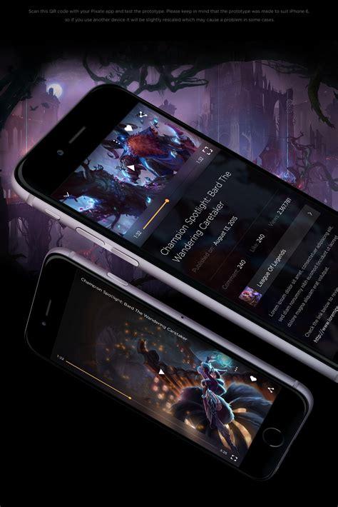 mobile gamespot gamespot mobile app设计