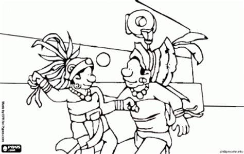 imagenes de figuras mayas para colorear dibujos de pir 225 mides cultura maya para colorear