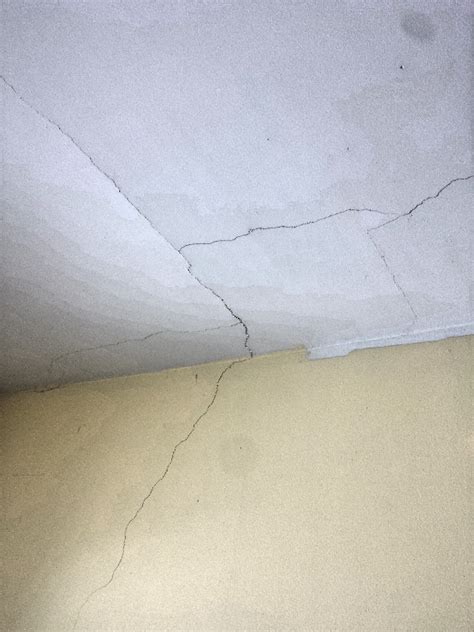 fixing cracked plaster cool how to fix plaster ceilings