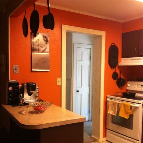 kitchen the terra cotta color