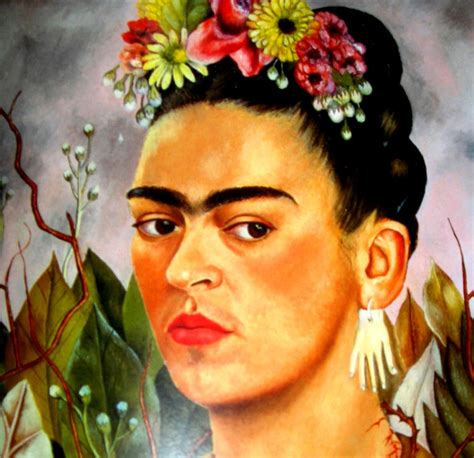frida kahlo self portrait biography and frida kahlo said that maryann adair s is it art blog