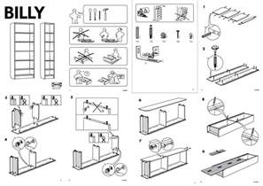 assembly instructions assisting the non visual ikea