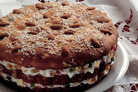 dolce con panna da cucina ricetta torta con mandorle e panna la cucina italiana