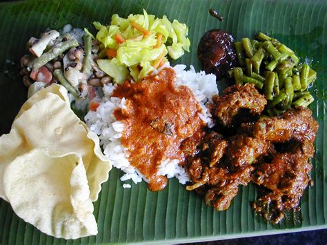 indonesia wedding dinner preparation bandung food malaysia truly asia