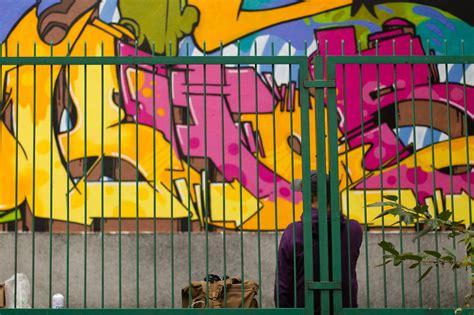 Kaos Mad City the graffiti god kaos fits spraydaily