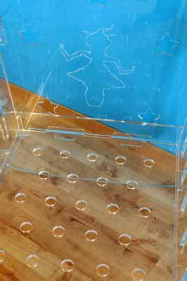 culla trasparente lettino invisibile gabriel