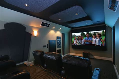 cool home theater zimmer soundproofed room for home theatre