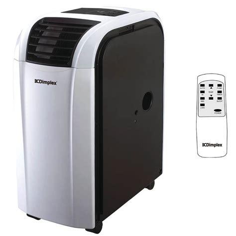 dimplex kw portable reverse cycle air conditioner  dehumidifier dcrcbw dimplex