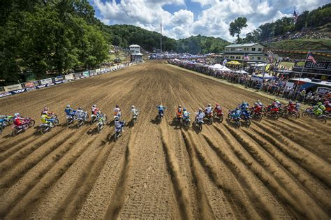 ama motocross tracks ama motocross musquin wins in washougal visordown