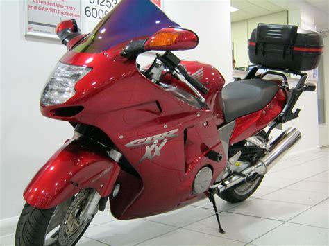 Honda Cbr 1100 Xx Super Blackbird Sports Tourer Givi