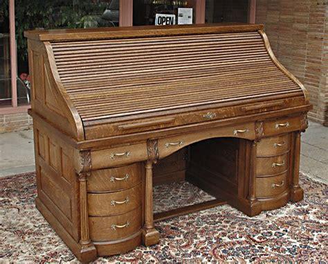 cheap roll top desk gunn 72 inch quartersawn oak rolltop desk