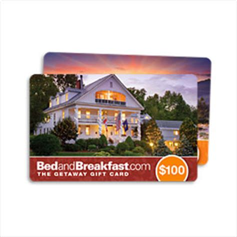 Bed And Breakfast Gift Cards - so you forgot huh last minute gift ideas for your guy