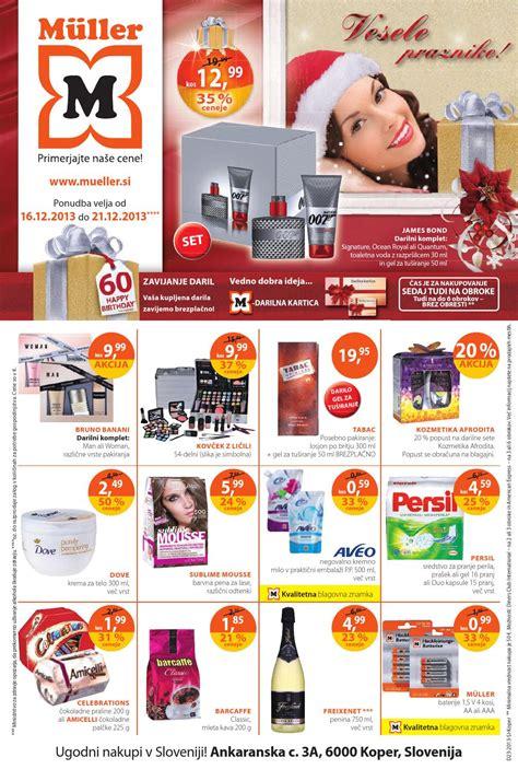 Dove Amicelli 200g muller katalog drogerija do 21 12 2013 by vsikatalogi si