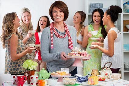 hosting party hosting a tea party lovetoknow