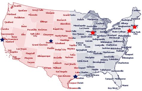 houston chicago map compass advisors