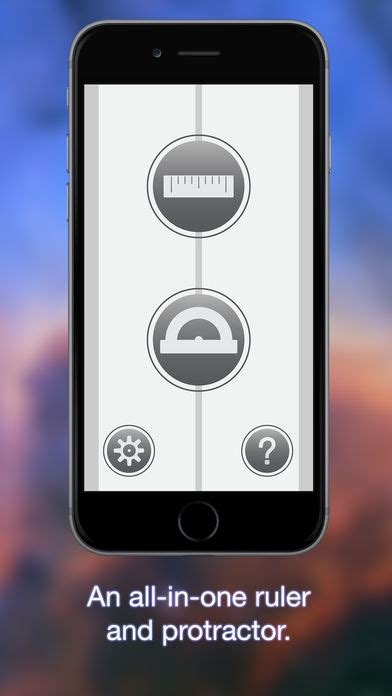 iphone measure app move to measure flying ruler on the app store