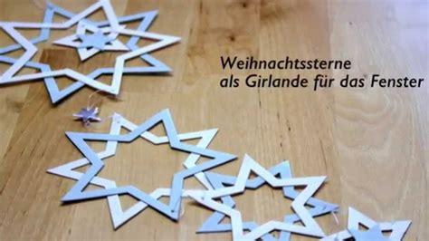 Sterne Weihnachten Basteln by Sterne Basteln Anleitung Basteln F 252 R Weihnachten