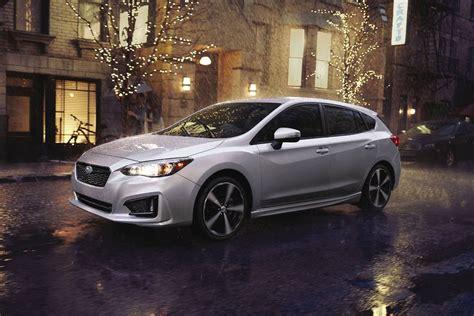 subaru impreza 2018 hatchback 2018 subaru impreza hatchback pricing for sale edmunds