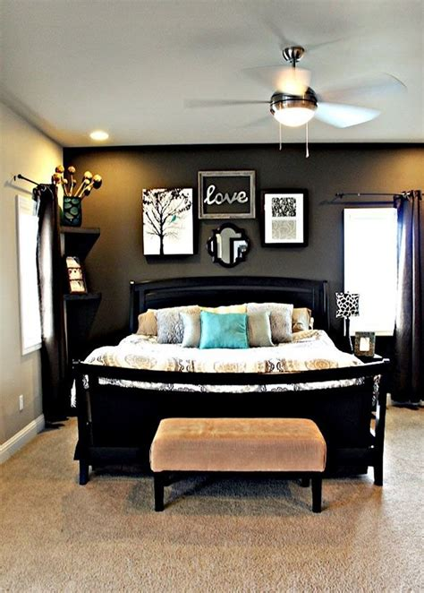 Grey Bedroom With Black Furniture Best 25 Grey Walls Ideas On Grey Walls