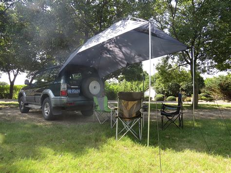 best car awning car back awning roof top tent rack cer trailer 4wd