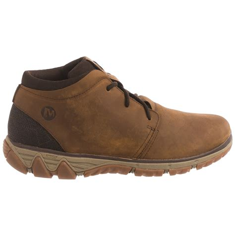 merrell boots for merrell all out blazer chukka boots for save 38
