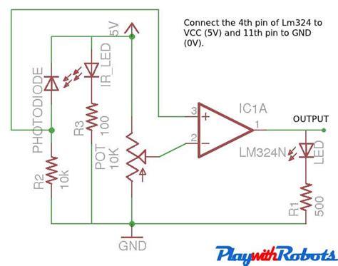 ir diode receiver circuit ir receiver diode circuit 28 images how to build an ir receiver infrared receiver ir rx