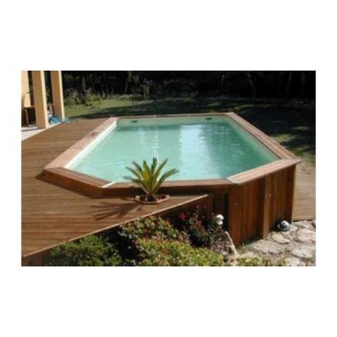 piscine fuori terra rivestite in legno piscina fuori terra in legno onda new 727 a prezzi convenienti