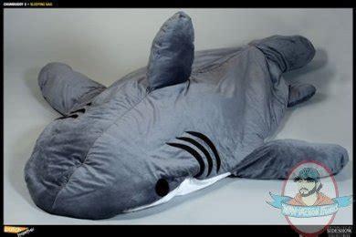 stuffed shark sleeping bag chumbuddy shark sleeping bag miscellaneous collectibles of figures