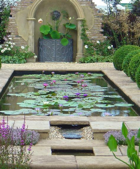 formal garden ponds formal ponds traditional landscape other by