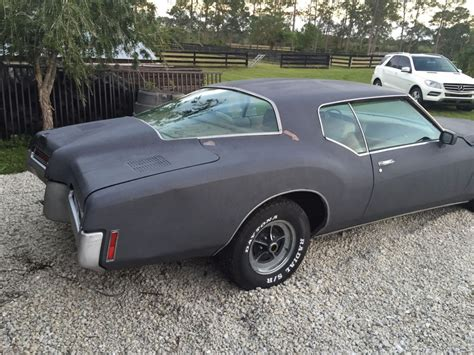 boat tail car for sale 1971 buick riviera boat tail project car for sale