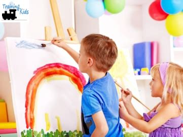 imagenes infantiles niños pintando related keywords suggestions for ninos pintando