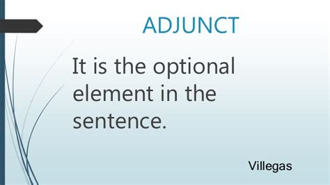 sentence pattern complement adjunct breaking down sentence pattern