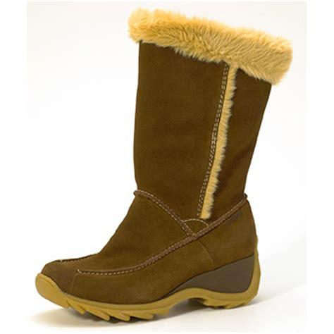 sporto waterproof boots s sporto 174 quinn waterproof pull on boots 110728