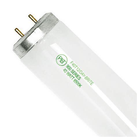 lumen output of t12 fluorescent ls f40t12 day brite 40w t12 6500k plt 90108