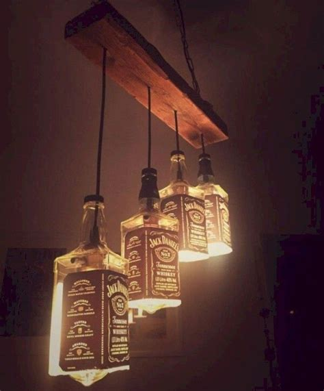 diy decorative light what you can make from used bottles